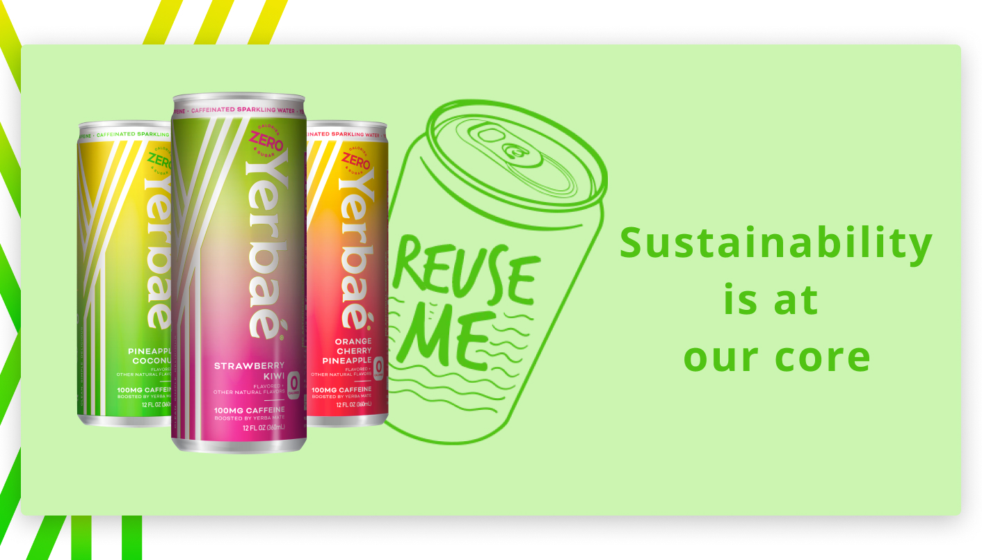 sustainability is at our core