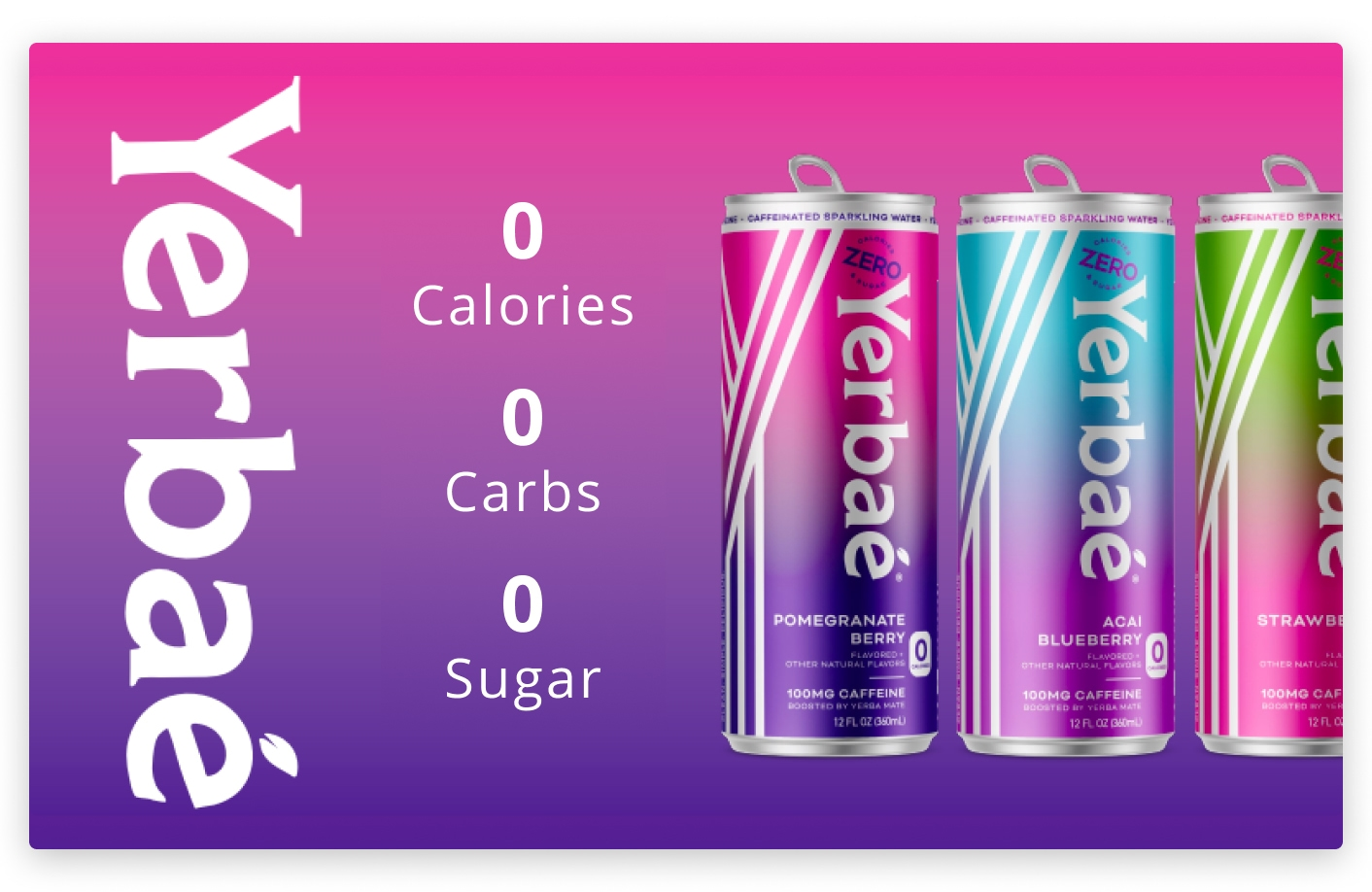 0 calories, 0 carbs, 0 sugar