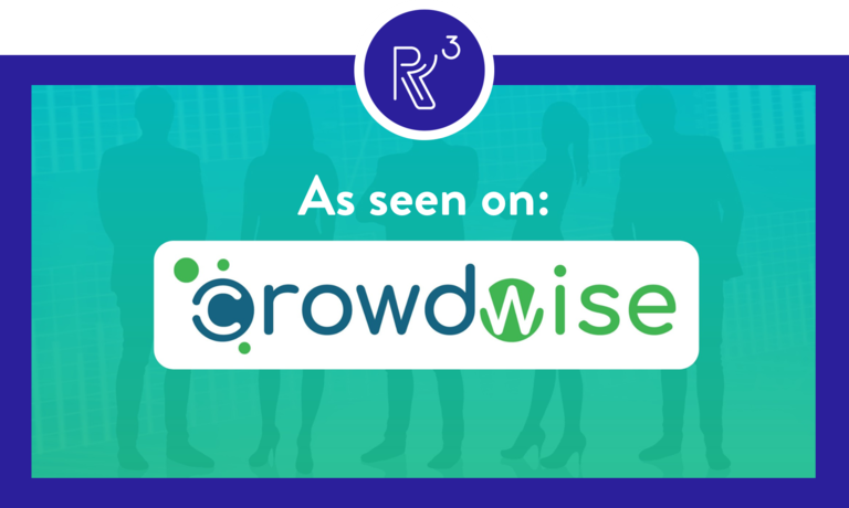 R3 Printing: As Seen on Crowdwise!