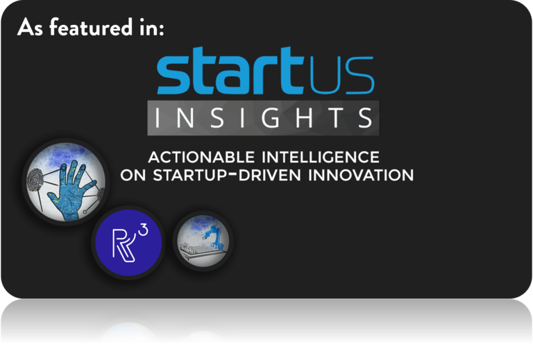 R3 Printing: As Featured in StartUs Insights' Innovator's Guide