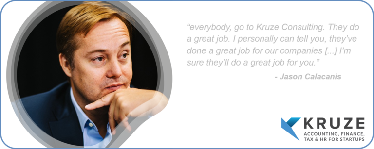 Jason Calacanis Recommends Kruze Consulting for Startups