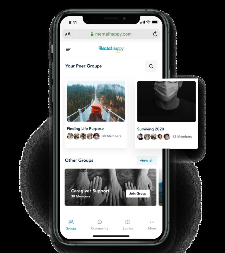 Peer Support App