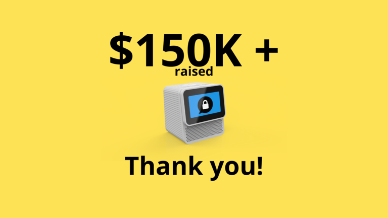 mycroft fundraising success