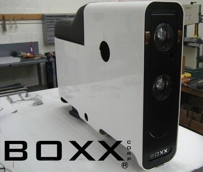 Boxx Startengine