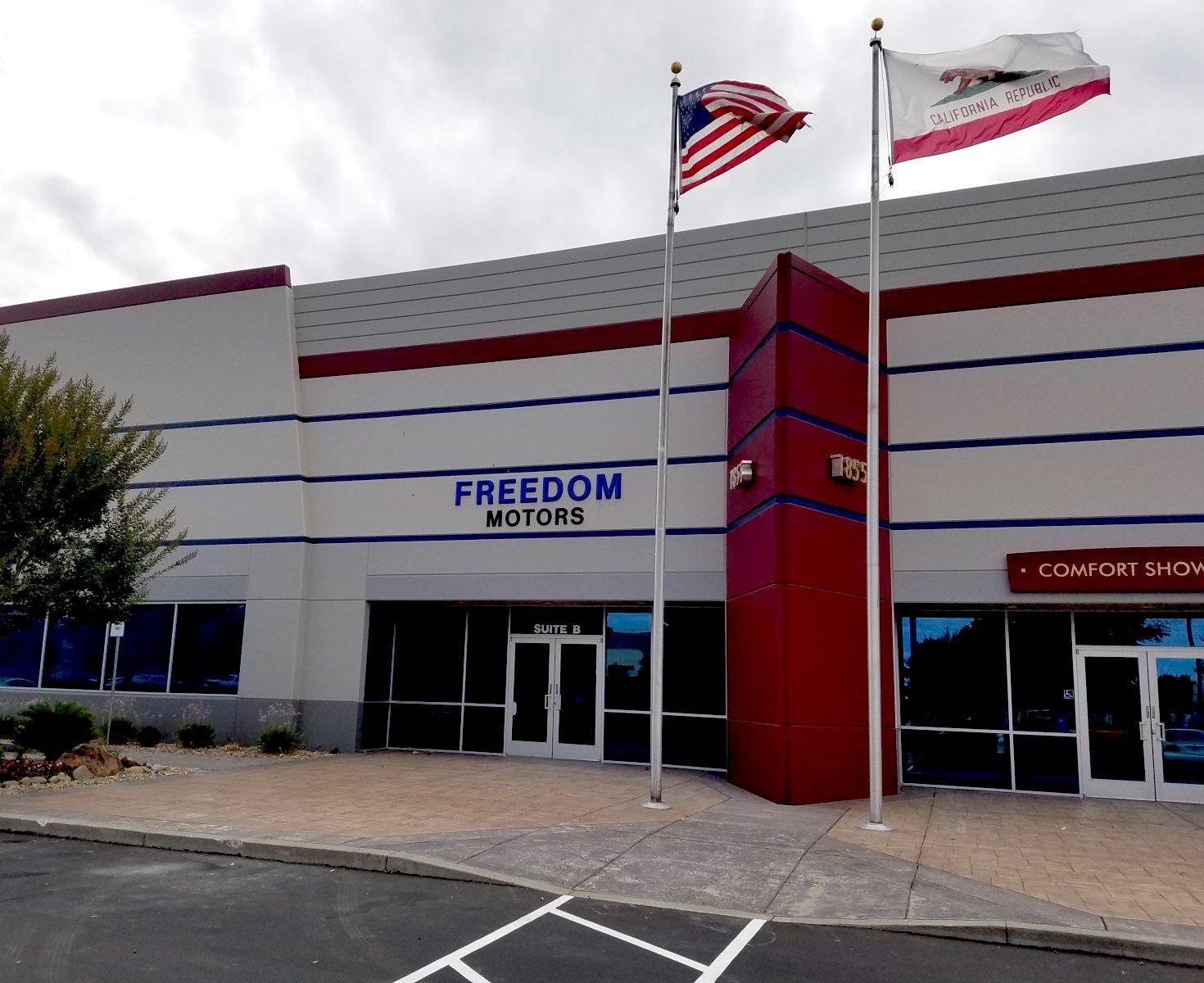 Freedom Motors | StartEngine