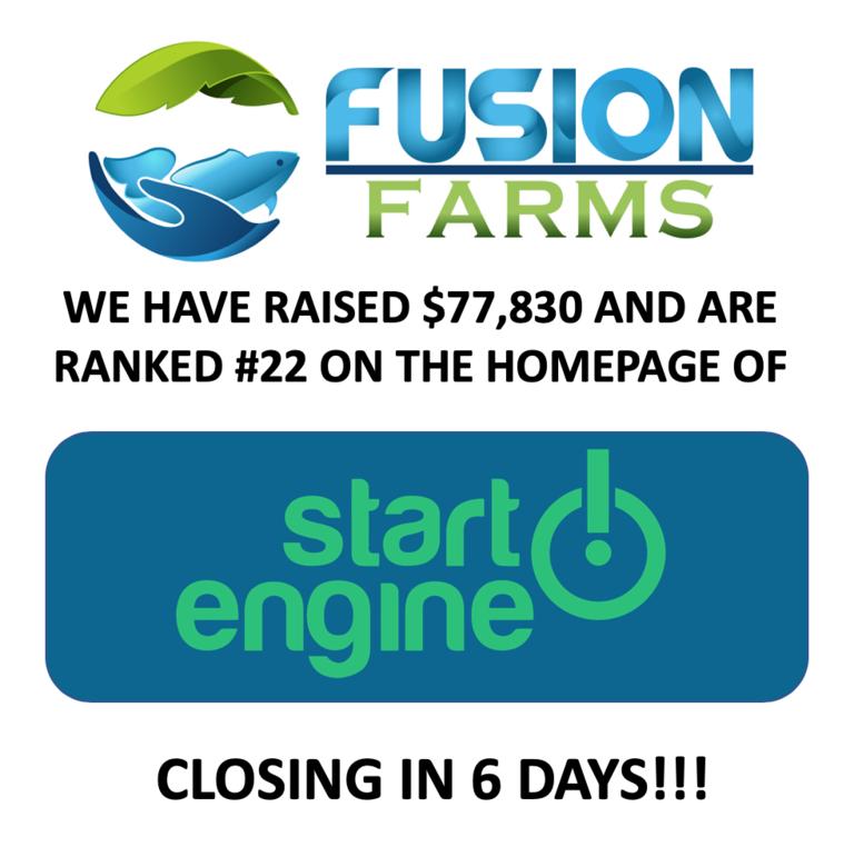Fusion Farms | StartEngine