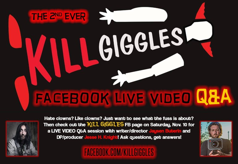 Kill Giggles | CFBB Pictures | StartEngine