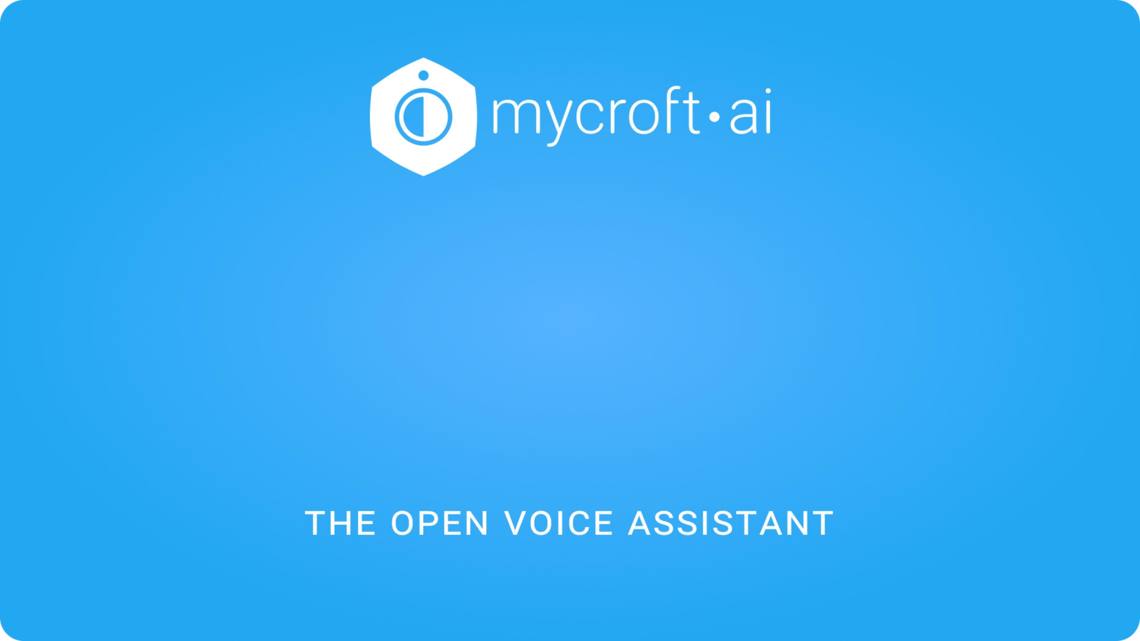 Mycroft AI   StartEngine