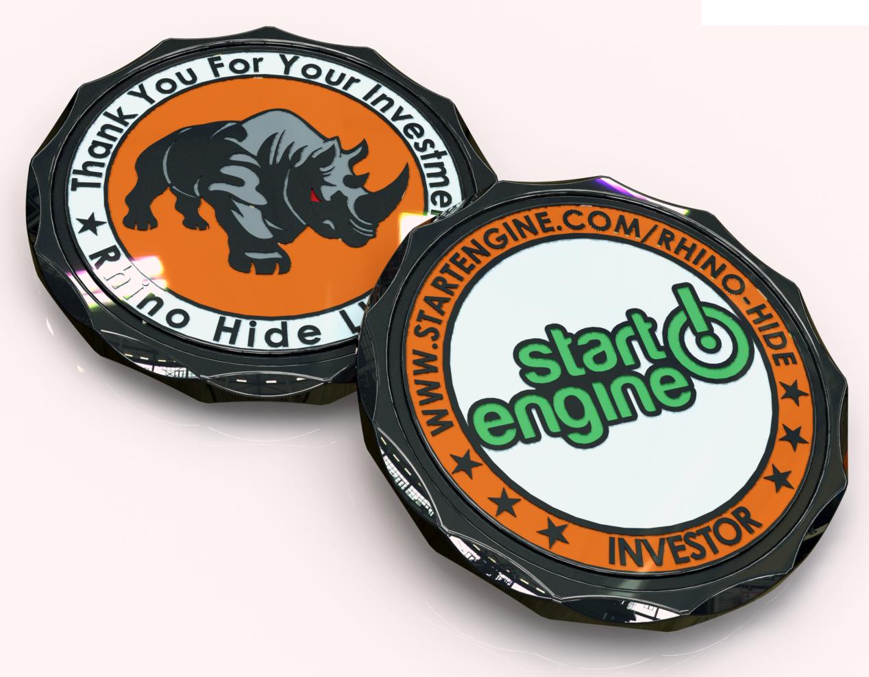 Rhino Hide | StartEngine