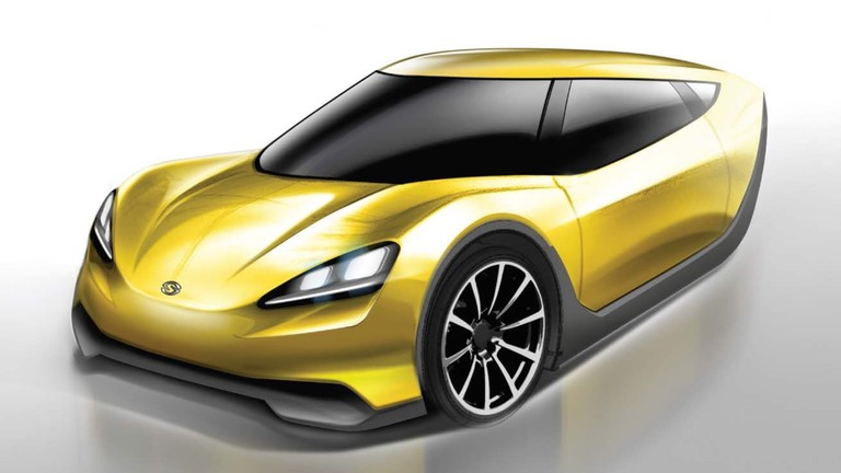 SONDORS Electric Car StartEngine - Sport cars 2016 affordable