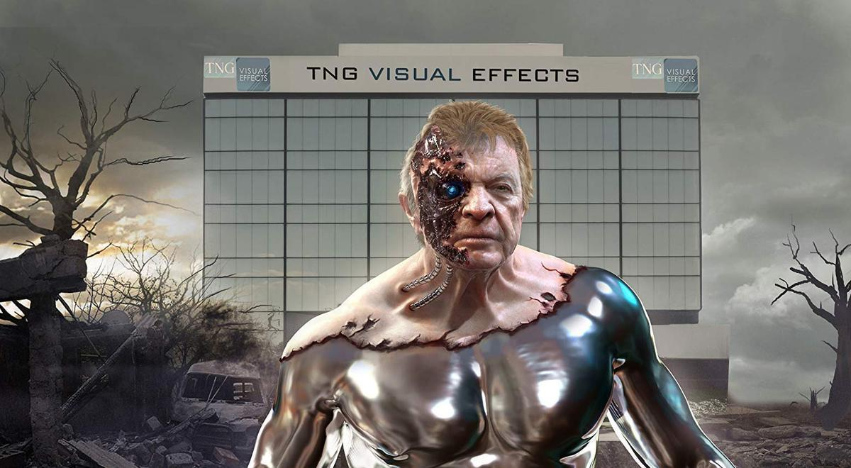 TNG Visual Effects cover feature