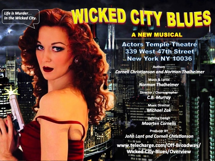 Wicked City Blues | WCB Productions | StartEngine